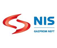 NIs Gazprom NEF Logo